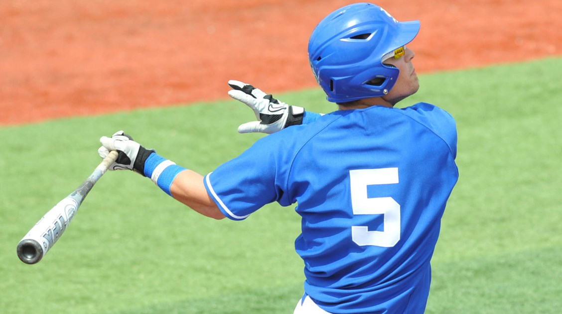 quality design 9fdff 5e7bc Indiana State Tops Notre Dame In Extra Innings On Saint ...